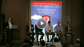 Video titled Advanced Persistent Threats: Panel Discussion from QSC 2011 San Francisco